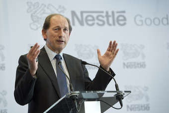 In the spotlight: Nestle looks to combine nutrition, premiumisation