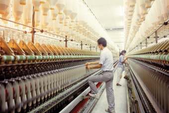 Chinese textile investment has a domestic focus