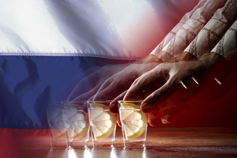 Comment - Spirits - Russian Vodka Needs its Own Red October