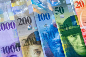 Swiss firms feel currency pressure
