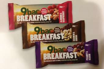 UK: Wholebake introduces 9Bar Breakfast range