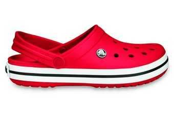 CHINA: Cracks down on Crocs counterfeiters