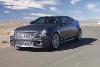 2011 Caddy line includes new CTS coupe