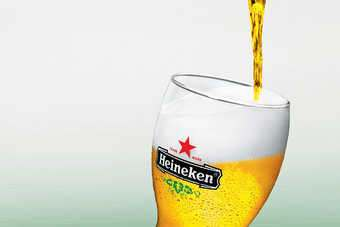 Brand Heineken volumes have suffered