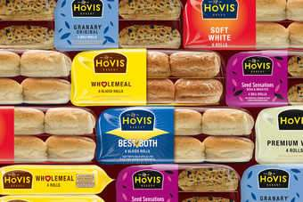 Hovis is facing competition from ABFs Kingsmill and Warburtons