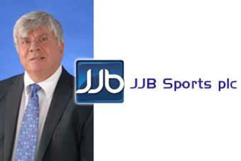 Sir David Jones is stepping down as JJB chairman