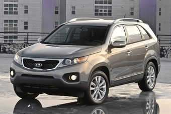 Redesigned 2011 Sorento is first Kia to be built in the US