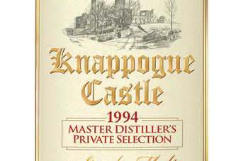 Knappogue Castle 1994 Master Distillers Private Selection