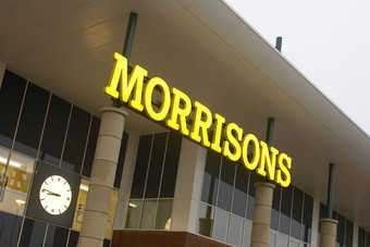 "On the money: Morrisons ahead ""by a nose"", says finance chief"