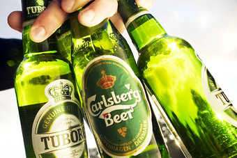 Carlsberg brews up UEFA deal