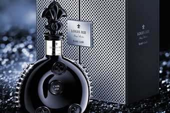 Remys Louis XIII has been hard hit