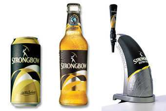 Heineken will up distribution of Strongbow in the US