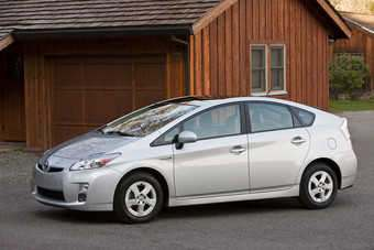 JAPAN: Toyota readying Prius recall - report | Automotive Industry