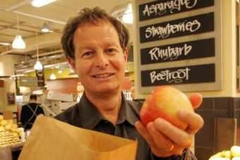 Whole Foods co-CEO John Mackey