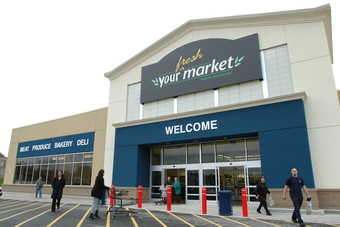 Canada first market outside US to see Wal-Mart index