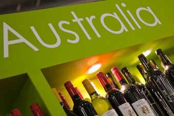 The Australian wine category is suffering in the US and UK