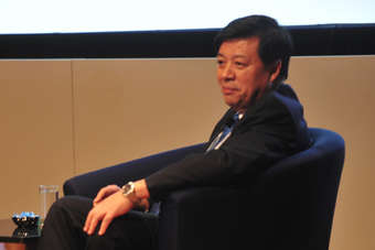 Henry Tan, CEO of Luen Thai Holdings