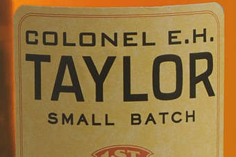 Click through to view Buffalo Trace Distillerys Colonel EH Taylor Jr Small Batch Bourbon Whiskey