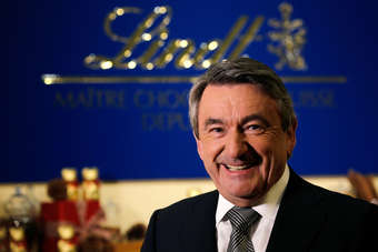 "CEO Tanner insists Lindt will ""remain independent"""