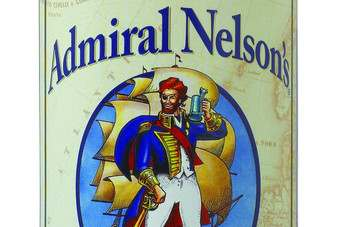 Diageo claims the packaging of Admiral Nelson  is too similar to its Captain Morgan rum brand