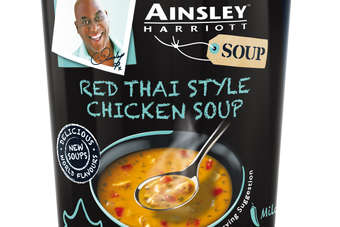 The UK soup market among subjects of featured research this week