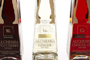 Panache owns the Alchemia Vodka brand