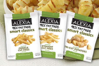 The Alexia Smart Classics are available in three variants