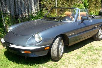 Spider Veloce was last Alfa Romeo roadster sold in US; the brand left in 1993. Fiat has said Alfa will return about 2014; the new roadster is surely in its planned model line.