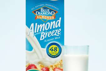 UK: Blue Diamond brings Almond Breeze milk in UK