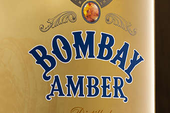 Product Launch - TRAVEL RETAIL: Bacardis Bombay Amber
