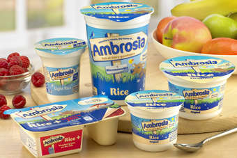 Brands like Ambrosia will be run in business unit for sweet brands