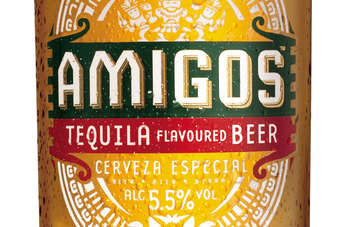 Click through to view the new Amigos bottle