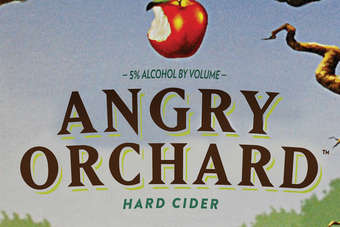 The hard cider brand has benefited from strong distribution