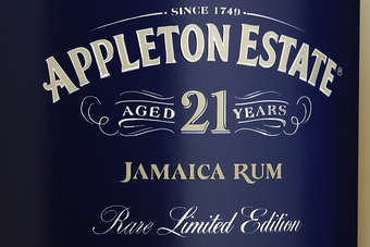 Click through to view the new look for Wray & Nephews Appleton Estate 21 Year Old Jamaican Rum