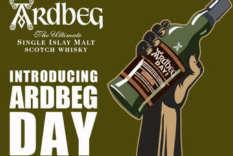 Click through to view The Glenmorangie Cos Ardbeg Day