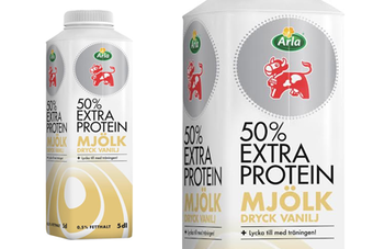 Consumer interest in protein could drive sales of high-protein milks