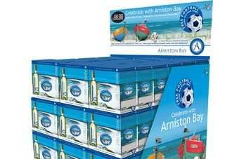 UK: Arniston Bay wines to get FIFA World Cup promo