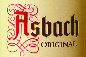 Click through to view Underberg's Asbach Johann Wolfgang von Goethe Vintage Reserve 1952