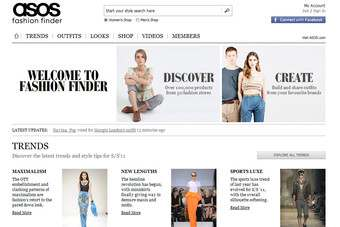 UK: Asos opens its doors to other fashion retailers