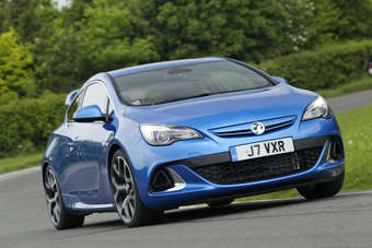 "Those 20"" wheels and the bodykit ensure theres no mistaking this as the hottest Astra to date"