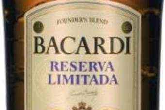 Bacardi Reserva Limitada will be available from autumn