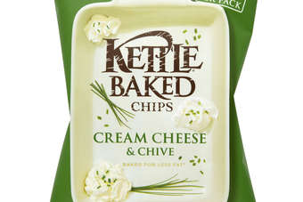 Kettle has launched its new better for you baked chips line