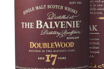 Click through to view William Grant & Sons The Balvenie 17-Year-Old DoubleWood