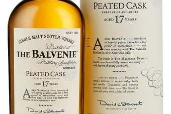 The Balvenie Peated Cask is set to divide opinion