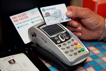 "Talking shop: Barclaycard seeks ""domino effect"" with contactless payments"
