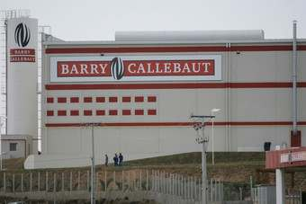 Barry Callebaut has sold its Stollwerck unit to Dutch firm Baronie Group