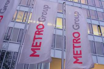 GERMANY: Metro remains upbeat as profits slide