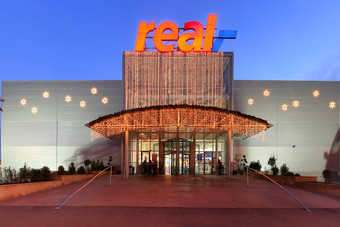 The sale would reportedly include Real's operations in Poland, Romania, Russia and Ukraine, while excluding those in Turkey and some real estate