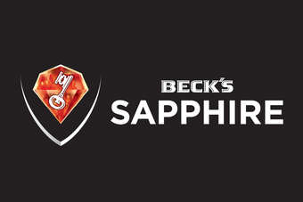 Click through to view Anheuser-Busch InBevs Becks Sapphire