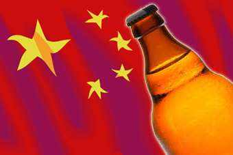 Is A-B InBev looking to up its interest in the Chinese beer market?